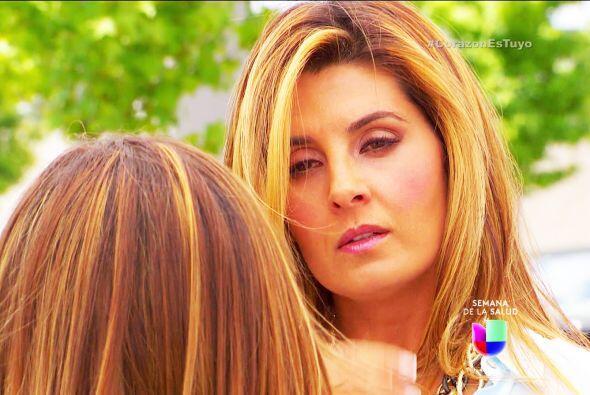 Ella está segura que tus verdaderas intenciones con Fernando son sólo pa...