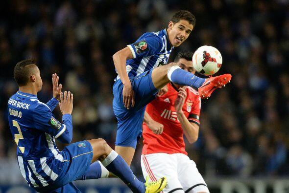 Diego Reyes es el más reciente mexicano en jugar la Champions League, el...