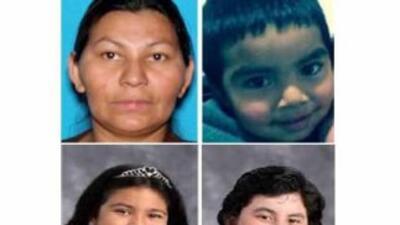 Alicia Ortez es la principal sospechosa en el secuestro de los tres niño...