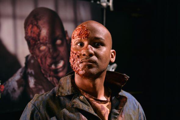 La carne putrefacta de un zombi será uno de los elementos más utilizados...