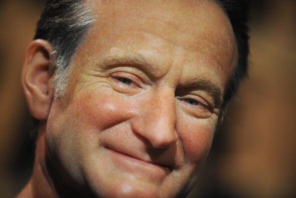 Robin Williams también tiene la suya.