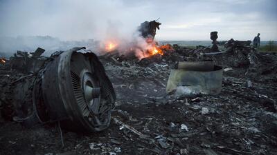 """""""Es un atentado terrorista"""", expresa el Presidente de Ucrania"""