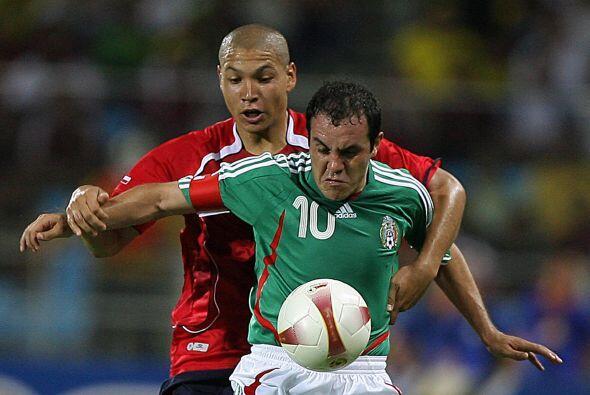 En el 2007 México volvería a participar en una nueva Copa América. En és...