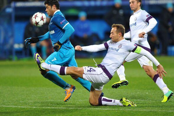 En otros resultados, el Atlético de Madrid dio la sorpresa en Portugal a...