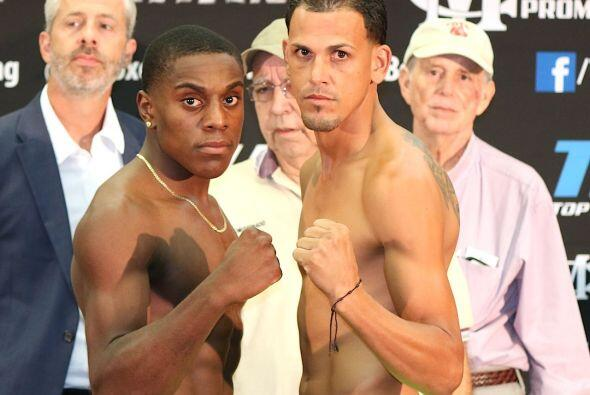 Rashidi Ellis 148lbs vs. Joanthony Vazquez 149lbs (Foto: Cotto Promotions)