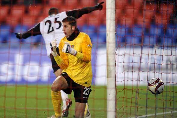 El Fulham le ganó al Basilea y lo desplazó del segundo lugar. Los ingles...