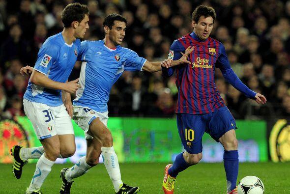 Pero no sería lo único que se viera del atacante argentino.