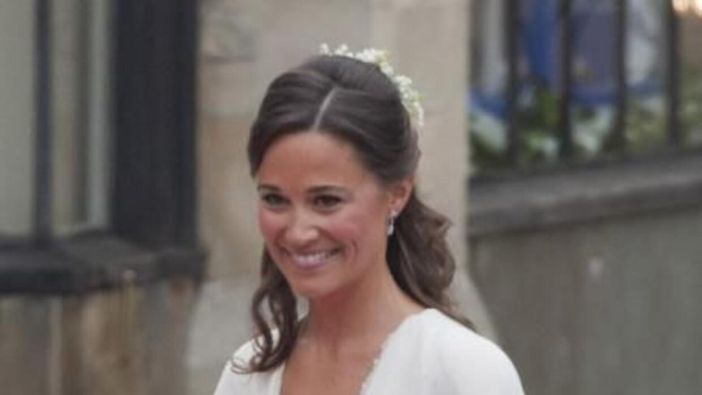 Pippa reveló que el vestido que usó en la Boda Real le sentó de maravill...