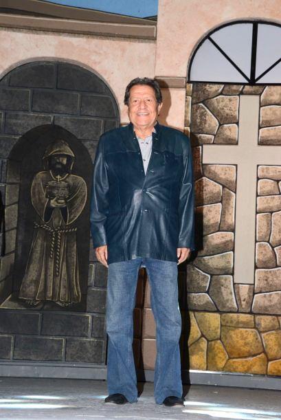 """Raúl Padilla """"Chóforo"""" falleció en mayo a los 73 años de edad. El actor..."""