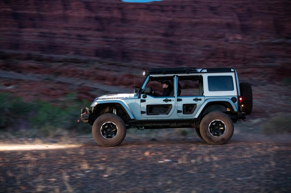 Jeep Switchback