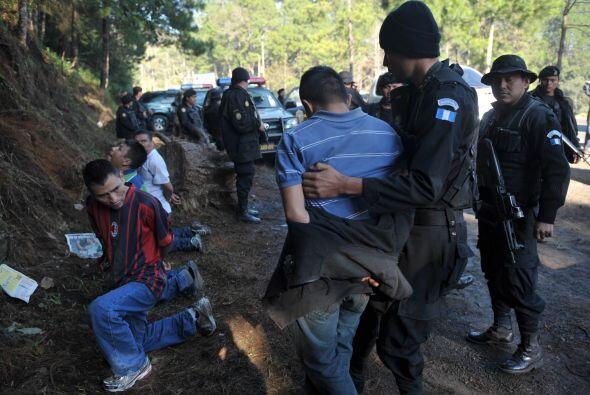 """Los Zetas es una organización criminal que """"se globalizó, y por eso la s..."""