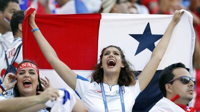El estadio de Sochi brilló con el protagonismo de las mujeres panameñas