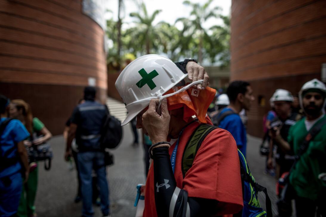 Cascos Blancos Venezuela