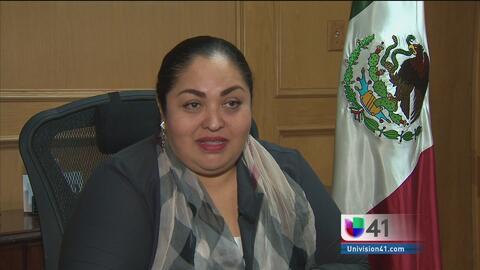 Llega la nueva Embajadora de México en San Antonio
