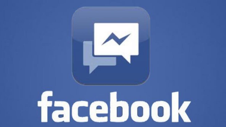 Messenger es un servicio aparte de la app de Facebook.
