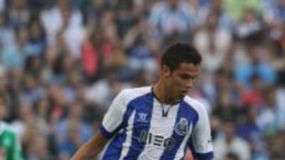 Diego Reyes no fue tomado en cuenta por el Porto.