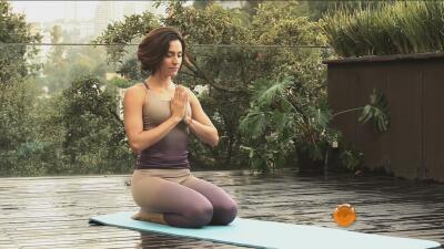 Yoga con Luz: Marjariasana o Postura del Gato