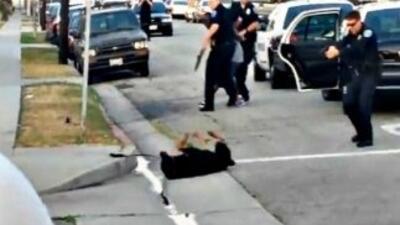 Estos policias de Hawthorne mataron a un perro porque se sintieron amena...
