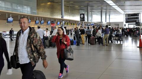 Viajar parados en avión, la propuesta que hace una aerolínea colombiana...