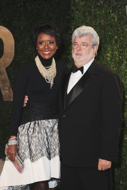 Después de siete años de lindo romance George Lucas y Mellody Hobson se...