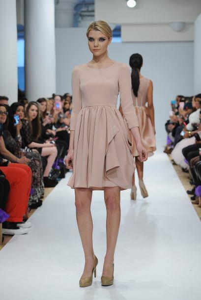 Los tonos más tenues son ideales para las chicas que adoran su faceta et...