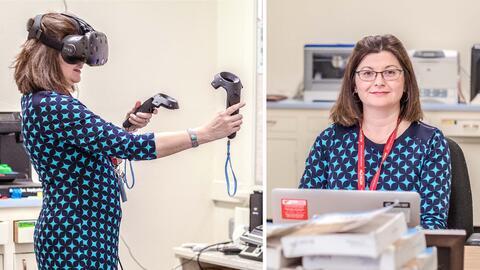 La maestra Nancy Reid sobre la tecnología y el código: &qu...