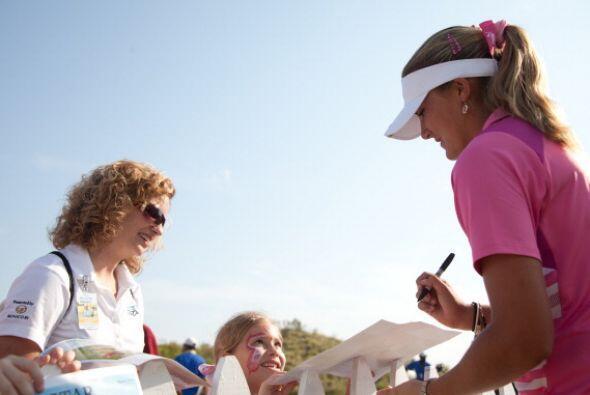 Lo siguiente en su carrera será si la LPGA accede a darle la membresía a...