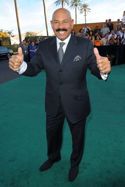 El salsero venezolano Oscar D' León fue uno de los presentadores de 1994