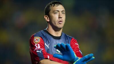 Agustín Marchesín dijo que prioridad en Santos es la actidud