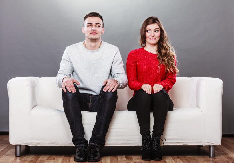 Timidez relaciones de pareja