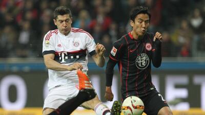 Bayern empató de visita