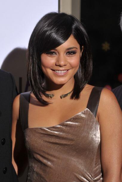 Es cierto que la actriz y cantante no ha tenido un cambio tan drá...