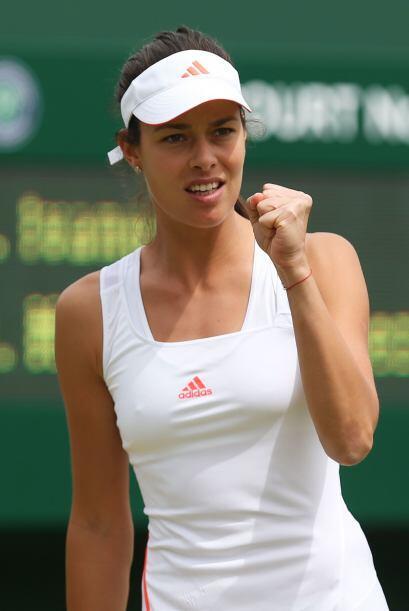 Superó la segunda ronda al eliminar a la ucraniana Kateryna Bondarenko.