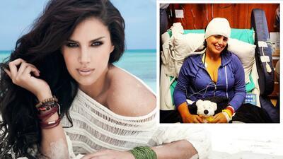 La cantante venezola se siente afortunada por dejar atrás las cri...