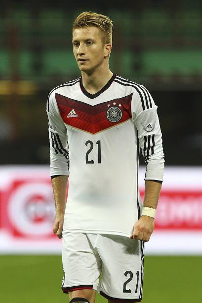 Marco Reus  Borussia Dortmund   El crack alemán es uno de los grandes ob...