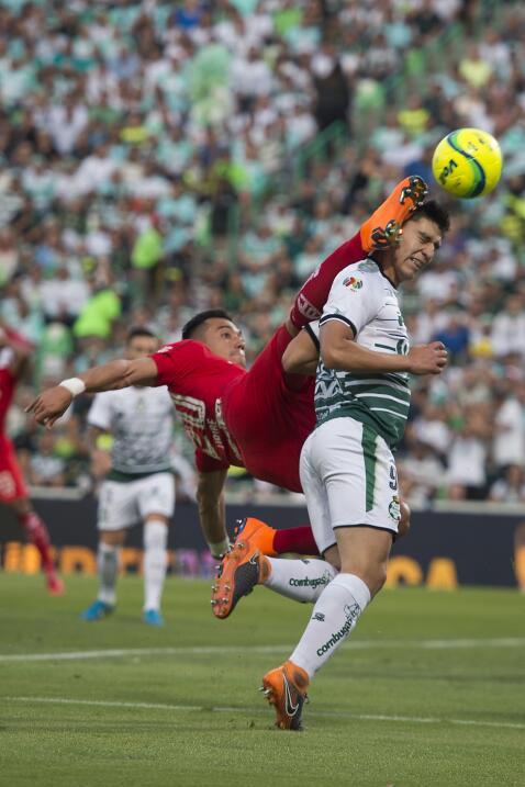 Las remontadas en el fútbol mexicano tras perder la final de ida 2018051...