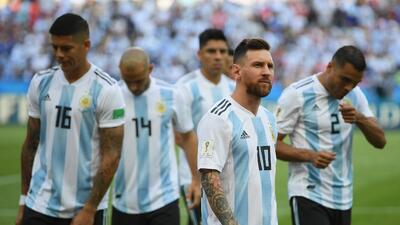 Sin Messi, Argentina da a conocer su lista de convocados para la fecha FIFA