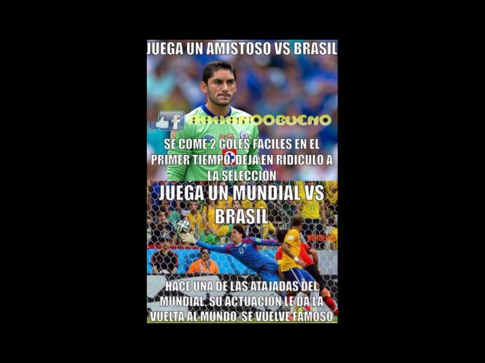 El Tri cayó ante Brasil previo a la Copa América  y los memes no podían...