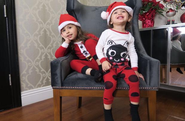 famosos navideños