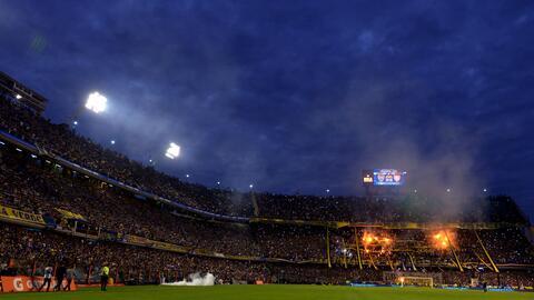 El mítico estadio argentino podría ser la sede del vital d...