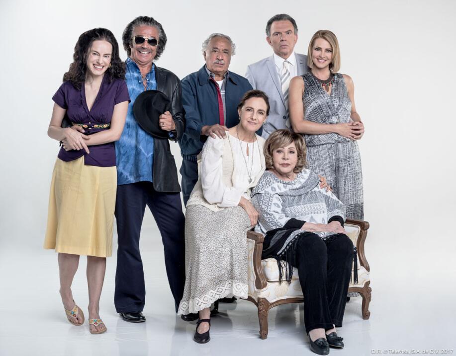 Diana Bracho en Mi marido tiene familia