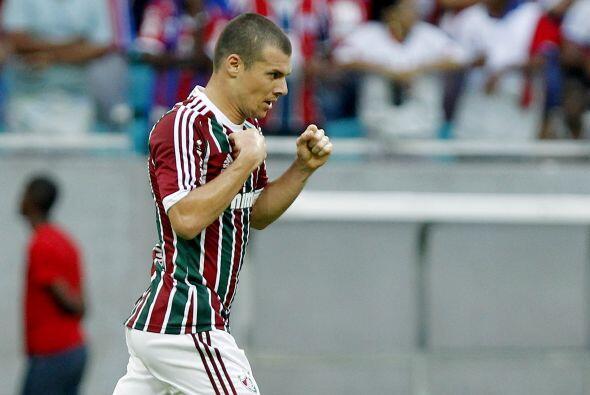 22. Fluminense de Brasil  vale 79.9 mdd