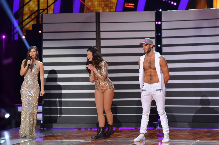 Las mejores fotos de la segunda gala de Mira Quién Baila.