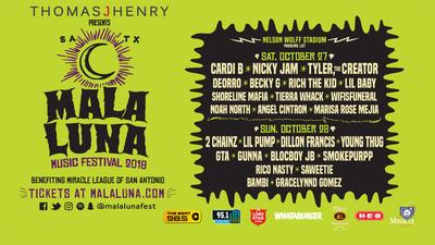 Mala Luna lineup, info & more