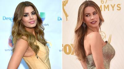 ¡Miss Colombia podría ser la hermana de Sofía Vergara!