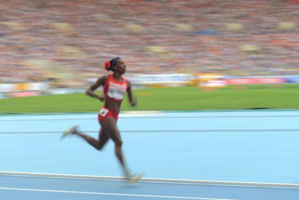 A sus 28 años esta atleta olímpica, que participó en los juegos de Londr...