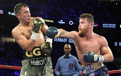 Saúl Álvarez vs. Gennady Golovkin