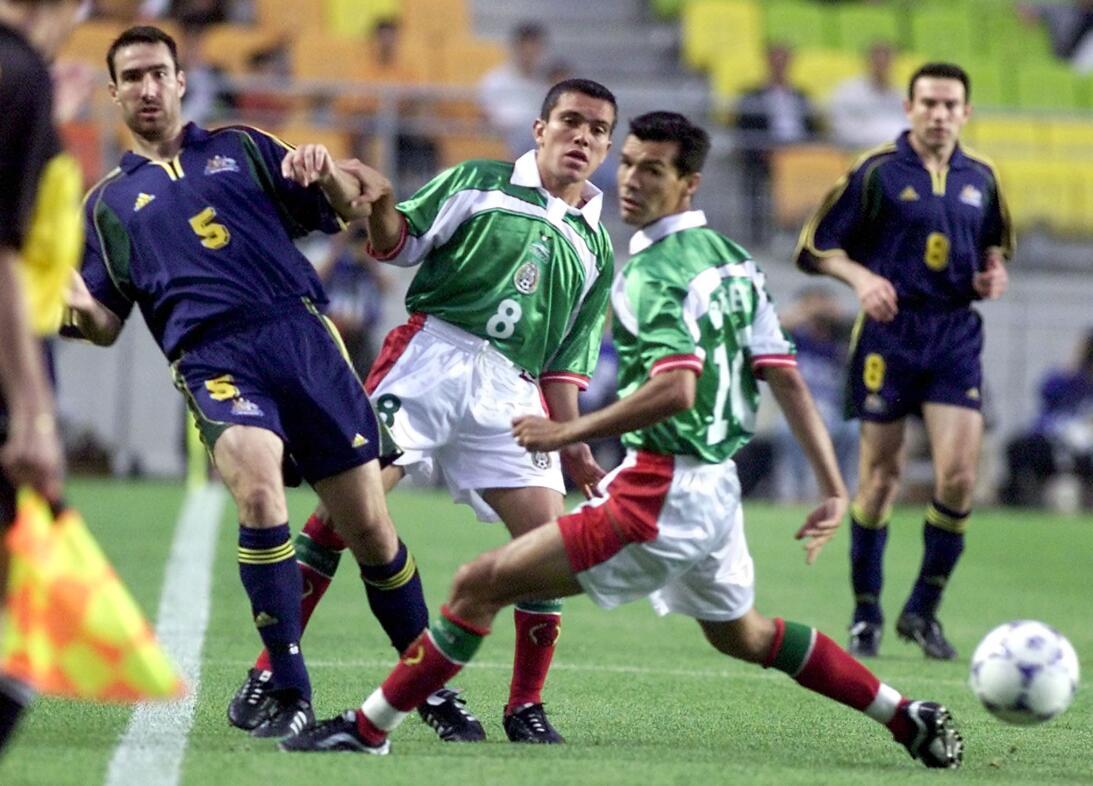 Copa Confederaciones 2001