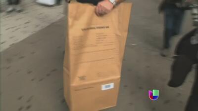 Un feto fue hallado en la bolsa de una mujer