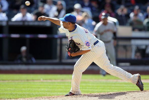 Cerrador: Francisco Rodríguez de los Mets de Nueva York. El relevista ve...